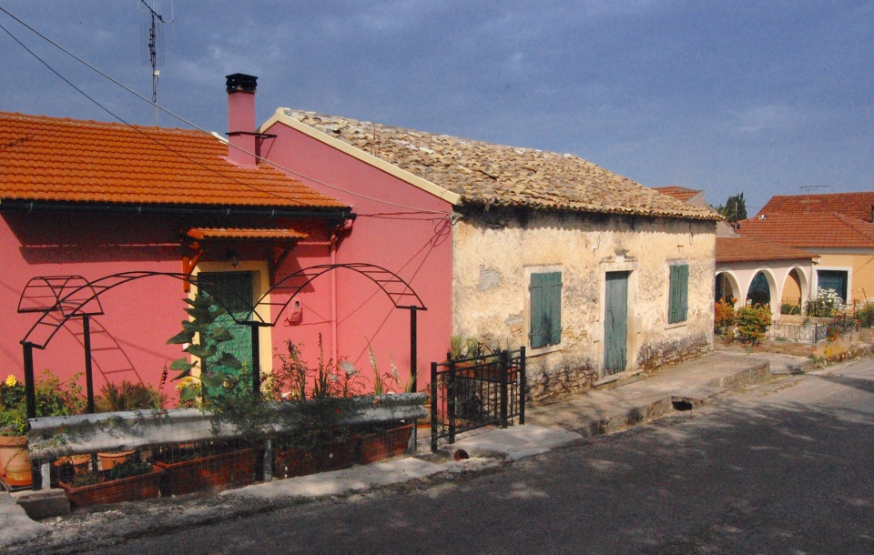 Renovated abuts tradition in Mesaria
